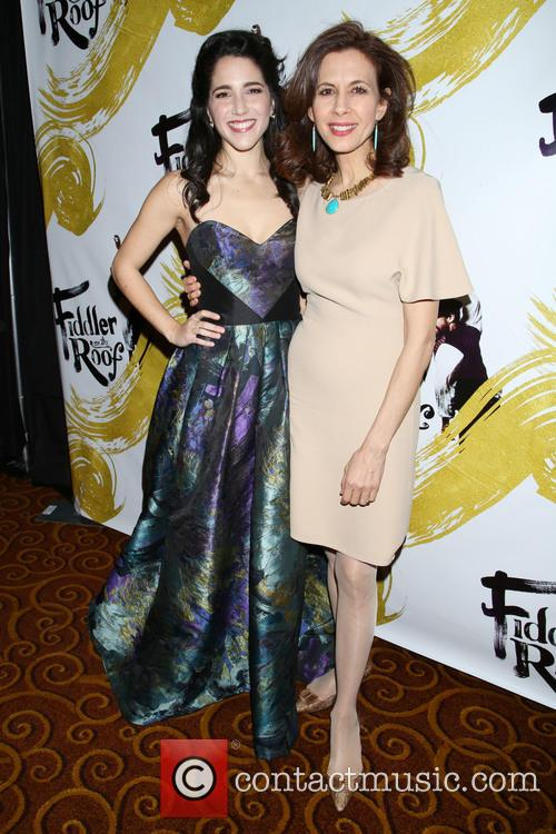 Samantha Massell and Jessica Hecht 4