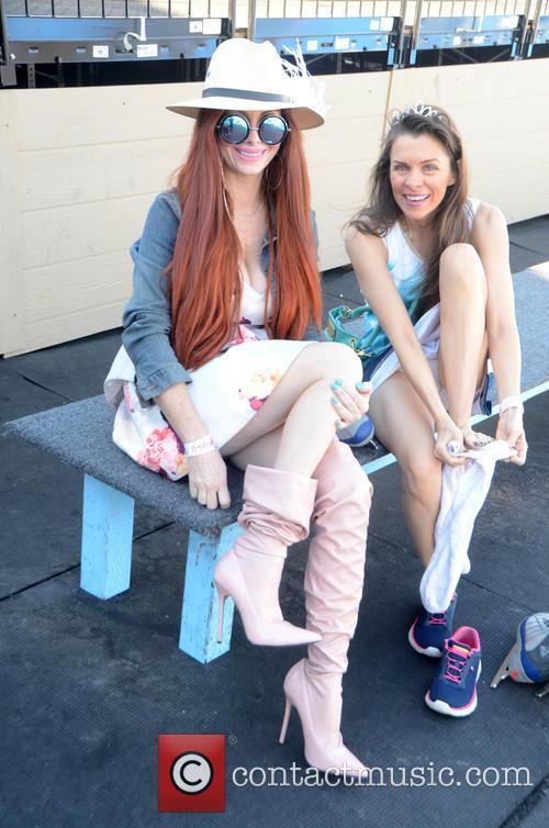 Phoebe Price and Alicia Arden 1