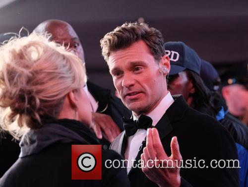 Carrie Underwood and Ryan Seacrest 3