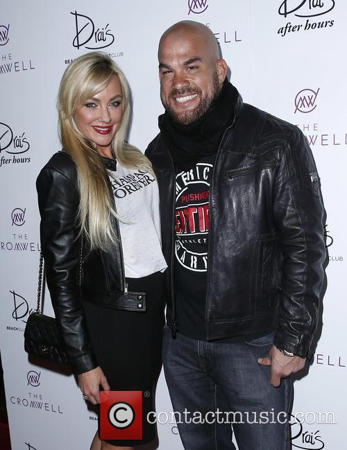 Chris Brown and Amber Nichol Miller. Tito Ortiz 2