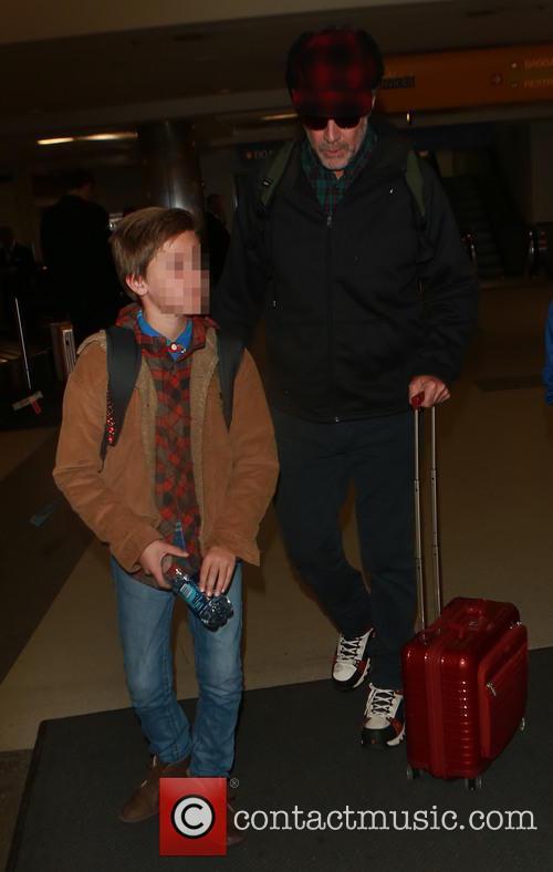 Will Ferrell and Magnus Paulin Ferrell 5