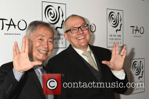 George Takei and Guest