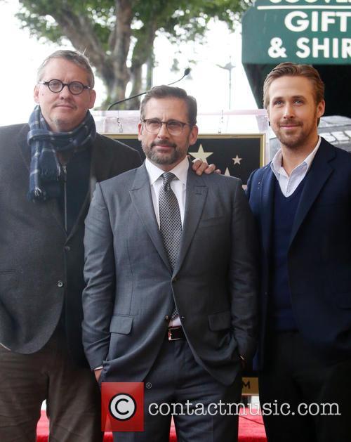 Adam Mckay, Steve Carell and Ryan Gosling 1