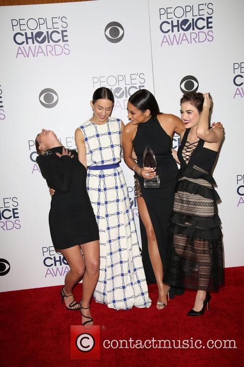 Ashley Benson, Troian Bellisario, Shay Mitchell and Lucy Hale 4