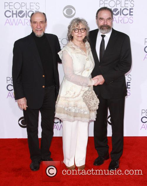 Kathryn Grody, F. Murray Abraham and Mandy Patinkin 1