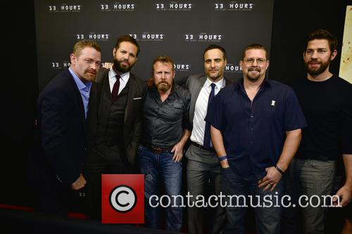 Max Martin, David Deman, Mark 'oz' Geist, Dominic Fumusa, John 'tig' Tiegen and John Krasinski 11