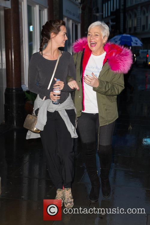 Denise Welch and Jennifer Metcalfe 3