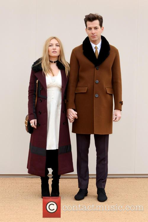 Mark Ronson and Josephine De La Baume 1