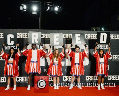 Creed, The Rocky Legacy' Uk, Premiere and Arrivals