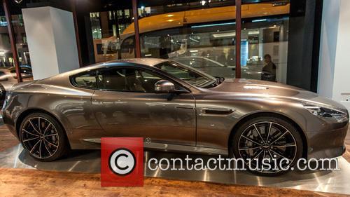 Aston Martin, Bond and Harrods 3