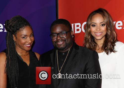 Amber Stevens, Tiffany Haddish and Lil Rel Howery