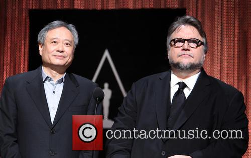 Ang Lee and Guillermo Del Toro 1