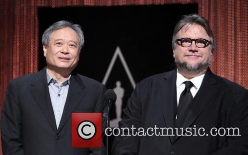 Ang Lee and Guillermo Del Toro 8