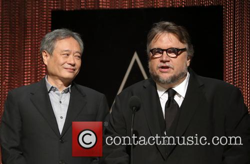 Ang Lee and Guillermo Del Toro 10