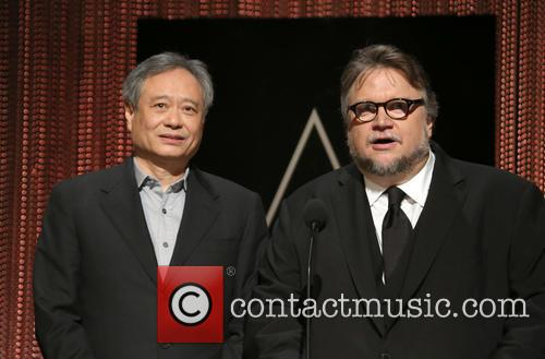 Ang Lee and Guillermo Del Toro 11
