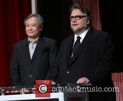 Ang Lee and Guillermo Del Toro 2