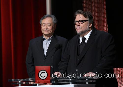 Ang Lee and Guillermo Del Toro 4