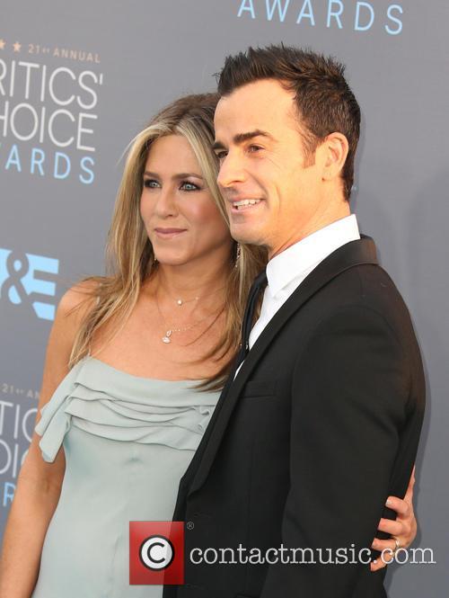Jennifer Aniston and Justin Theroux 4