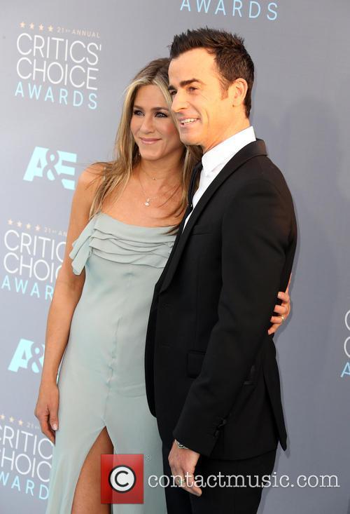 Jennifer Aniston and Justin Theroux 5