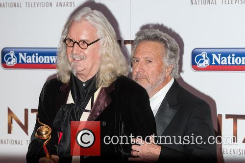 Billy Connolly and Dustin Hoffman 4