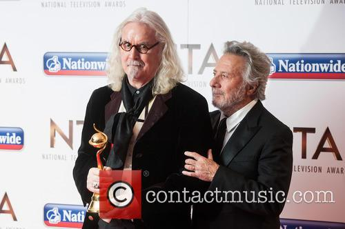 Billy Connolly and Dustin Hoffman 5