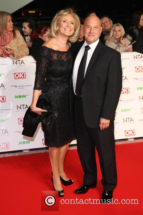 The National, Claude Littner and Wife Thelma Littner 9