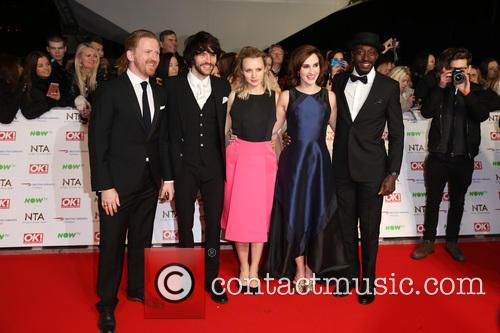 Ruth Bradley, Emily Berrington, Tom Goodman-hill, Colin Morgan, Ivanno Jeremiah and From Humans