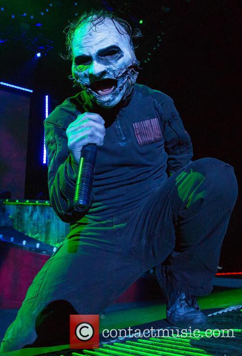 Slipknot and Corey Taylor 1