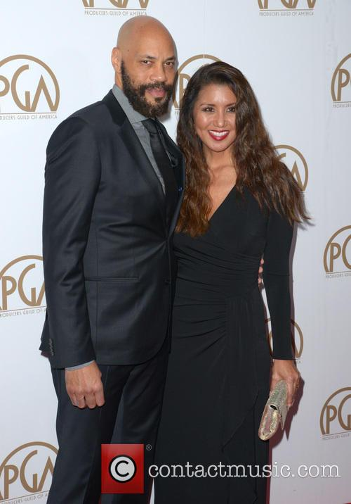 John Ridley and Gayle Ridley