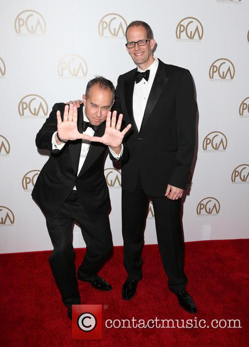 Pete Docter and Jonas Rivera 1