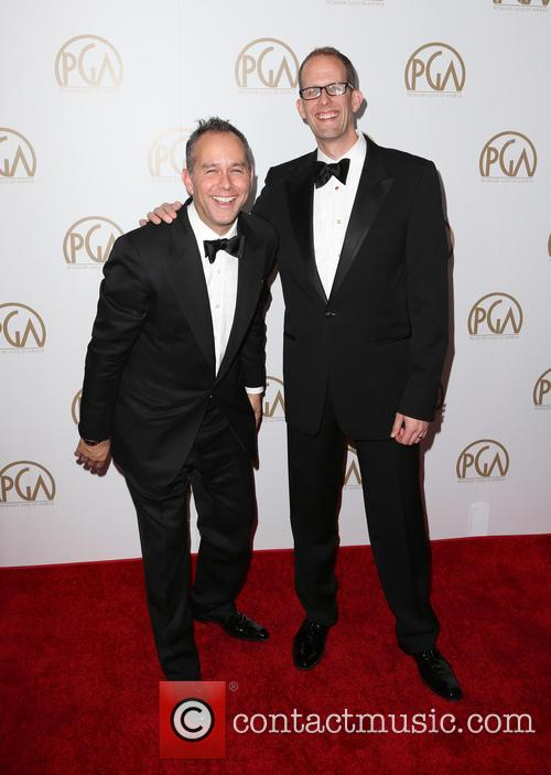 Pete Docter and Jonas Rivera 2