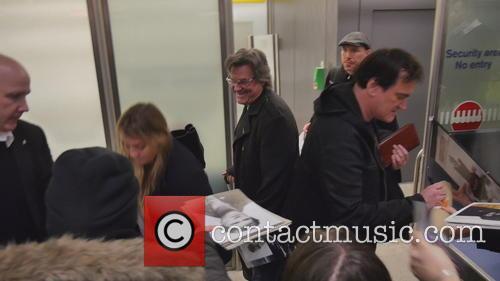 Kurt Russell and Quentin Tarantino 4