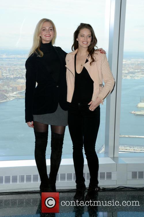 Erin Heatherton and Emily Didonato 1
