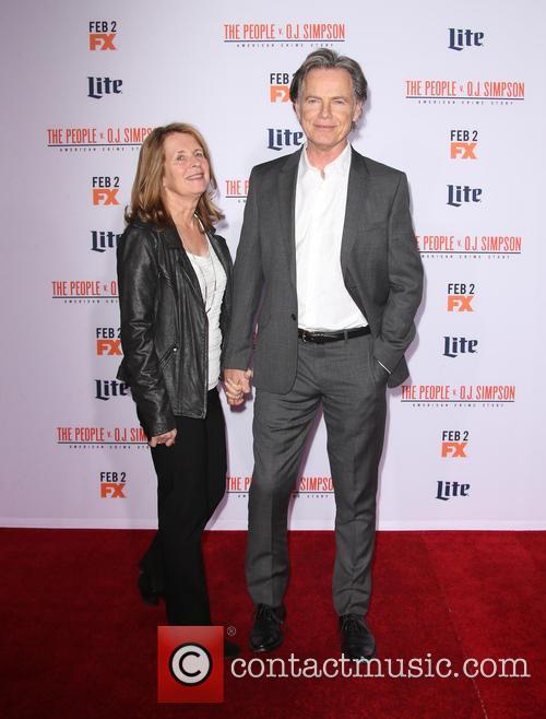 Bruce Greenwood and Susan Devlin
