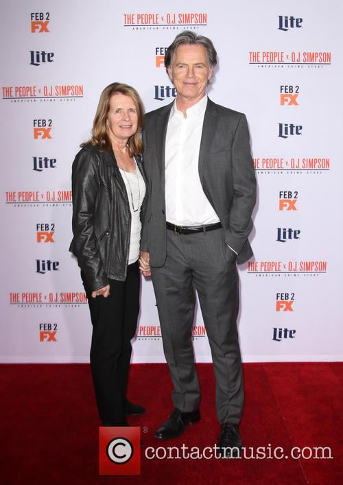 Bruce Greenwood and Susan Devlin