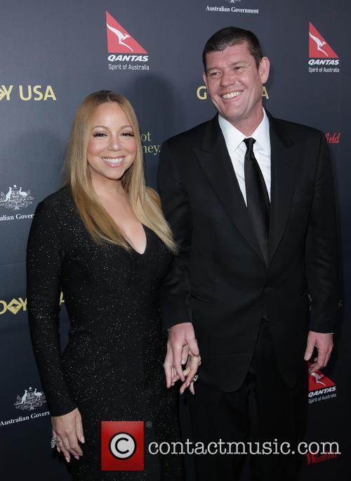 Mariah Carey and James Packer 4