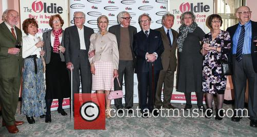 Lady Colin Campbell, Jeremy Hutchinson, Timothy West, Prunella Scales, Robert Hardy, Leon Bernicoff, June Bernicoff, Germaine Greer, Don Mccullin, Baroness Molly Meacher, Barry Humphries, Barry Cryer, Sir Tom Courtney and Nicholas Parsons