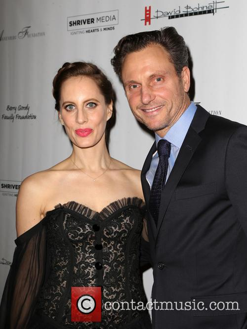 Liz Goldwyn and Tony Goldwyn