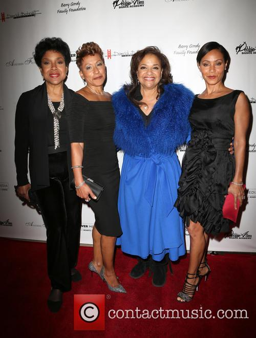 Phylicia Rashad, Adrienne Banfield-jones, Debbie Allen and Jada Pinkett-smith 1