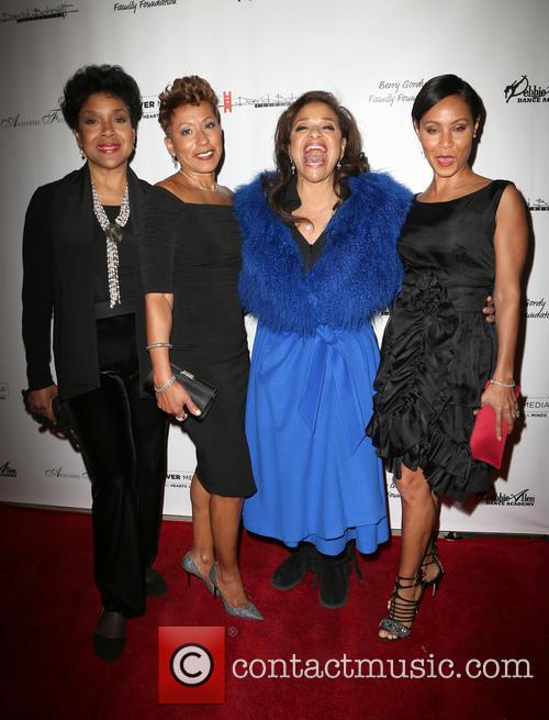 Phylicia Rashad, Adrienne Banfield-jones, Debbie Allen and Jada Pinkett-smith 2