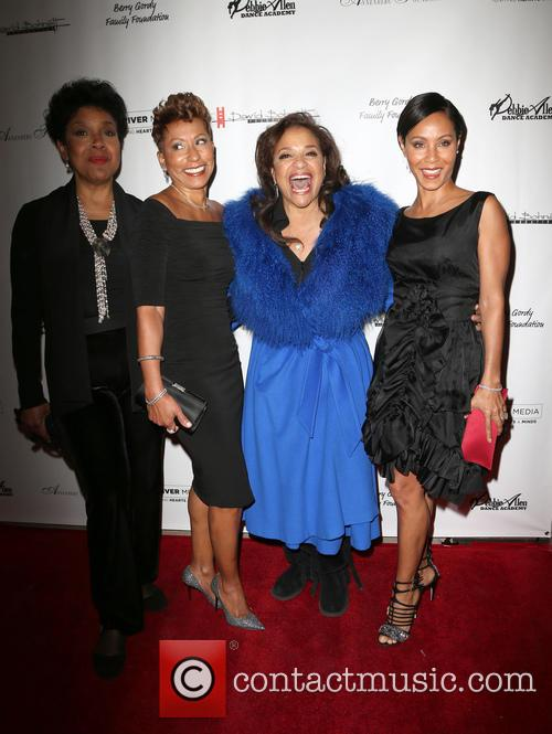 Phylicia Rashad, Adrienne Banfield-jones, Debbie Allen and Jada Pinkett-smith 3