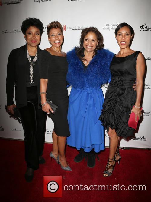 Phylicia Rashad, Adrienne Banfield-jones, Debbie Allen and Jada Pinkett-smith 4