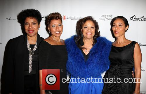 Phylicia Rashad, Adrienne Banfield-jones, Debbie Allen and Jada Pinkett-smith 5