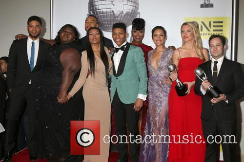 Jussie Smollett, Gabourey Sidibe, Trai Byers, Taraji P. Henson, Bryshere Y. Gray Aka Yazz, Ta'rhonda Jones, Grace Gealey, Kaitlin Doubleday and Danny Strong