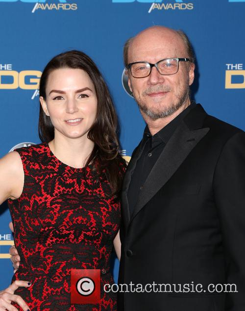 Paul Haggis and Guest 1