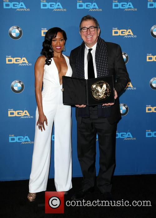 Regina King and Kenny Ortega