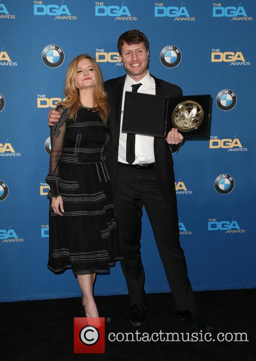 Jennifer Jason Leigh and Matthew Heineman 4