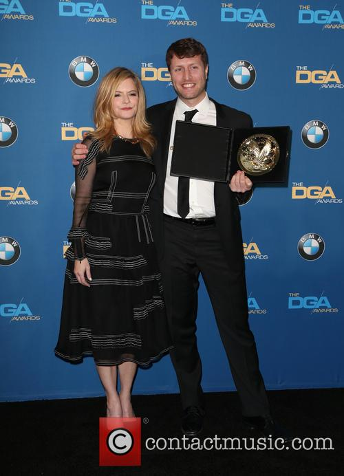 Jennifer Jason Leigh and Matthew Heineman 5