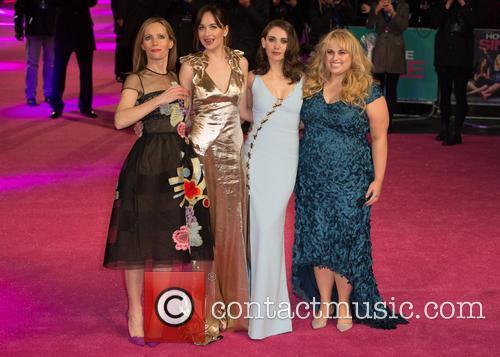 Leslie Mann, Dakota Johnson, Alison Brie and Rebel Wilson