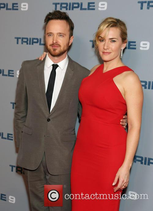 Aaron Paul and Kate Winslet 6